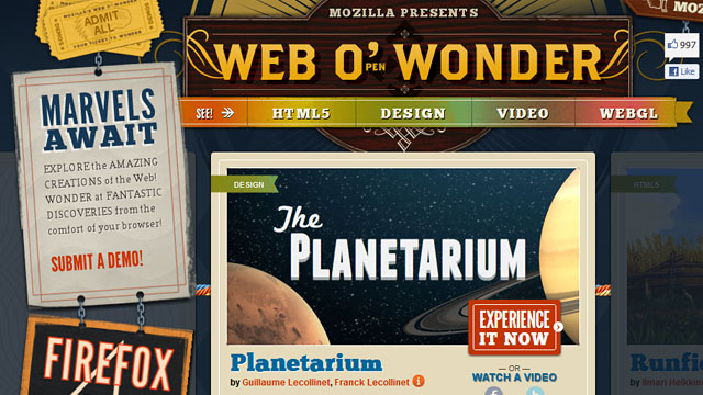 Preview image of 'Web O' Wonders'