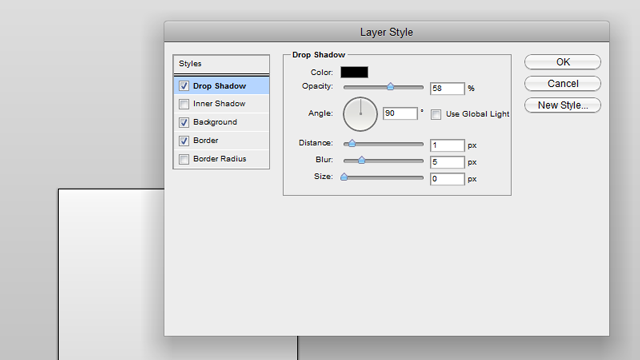 Preview image of 'Layer Styles'