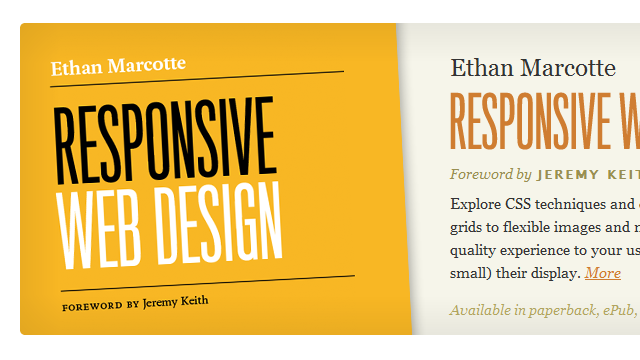 Preview image of 'Responsive Web Design'