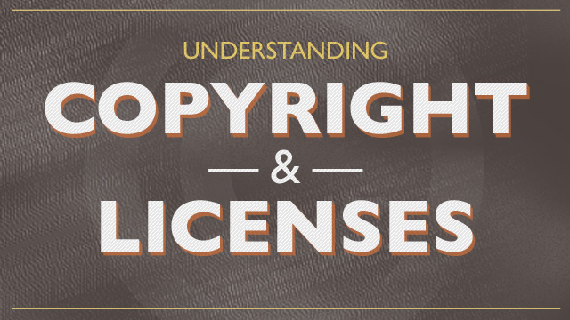 Preview image of 'Understanding Copyright And Licenses'