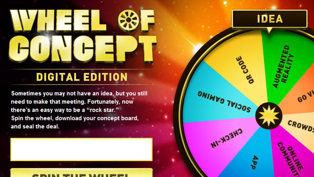 Preview image of 'Wheel of Concepts'