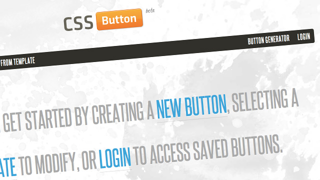 Preview image of 'CSS Button'