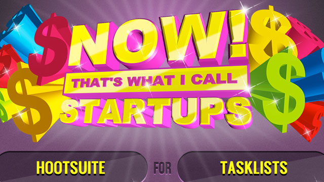 Preview image of 'Now That's What I Call Startups'